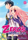 Jacket image for Zero's Familiar Omnibus Vol. 6-7