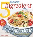 Jacket image for Simply Gluten Free 5 Ingredient Cookbook