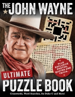 Jacket Image For: The John Wayne Ultimate Puzzle Book