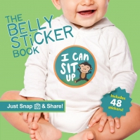 Jacket Image For: The Belly Sticker Book