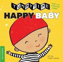 Jacket Image For: TummyTime: Happy Baby