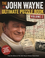 Jacket Image For: The John Wayne Ultimate Puzzle Book Volume 2