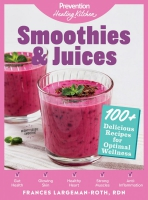 Jacket Image For: Smoothies & Juices: Prevention Healing Kitchen