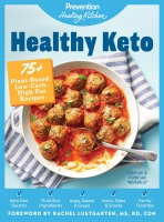 Jacket Image For: Healthy Keto: Prevention Healing Kitchen