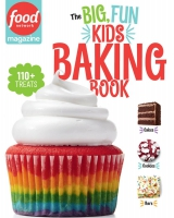 Jacket Image For: Food Network Magazine: The Big, Fun Kids Baking Book