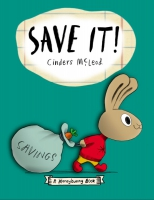 Jacket Image For: Save It!