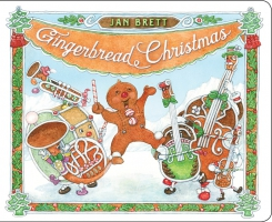 Jacket Image For: Gingerbread Christmas