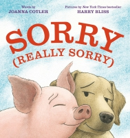 Jacket Image For: Sorry (Really Sorry)