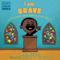 Jacket Image For: I am Brave