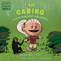 Jacket Image For: I am Caring