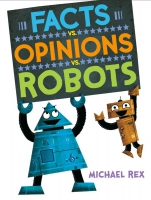 Jacket Image For: Facts vs. Opinions vs. Robots
