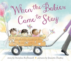 Jacket Image For: When the Babies Came to Stay