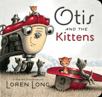 Jacket Image For: Otis and the Kittens