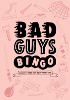 Jacket Image For: Bad Guys Bingo